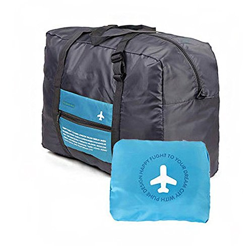 American Trends Travel Duffle Portable Storage Luggage Lightweight Gym Large Bag - Outlet Shops Designer York At