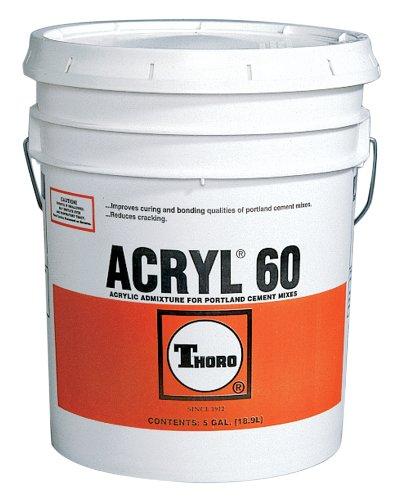 Thoro T1670 Acryl Go Liquid Admixture, 5 gallon by Thoro (Image #1)