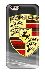 TZDrD2349FGCkJ Faddish Porsche Logo Case Cover For iPhone 6 plus 5.5