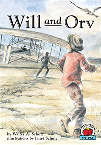 Book Will and Orv (Carolrhoda on My Own Book)