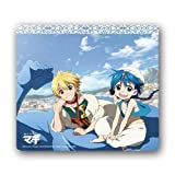 Official Magi Double Layer Mousepad - Alibaba and Aladdin
