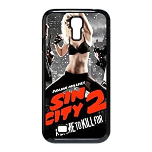 Samsung Galaxy S4 9500 Cell Phone Case Black_Sin City A Dame To Kill For Movie Xcdzz