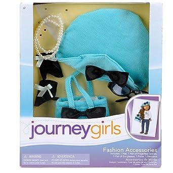 Journey Girls 18 inch Fashion Set - Fingerless Gloves