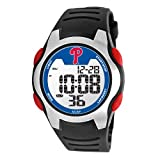 "Game Time Men's MLB-TRC-PHI ""Training Camp"" Watch - Philadelphia Phillies"