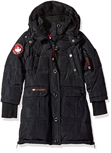 More Styles Available Outerwear Girls Black 4 Jacket Gear O2CW055H Weather Jacket Canada 8Iwx0qagY8