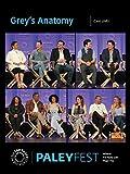 Grey's Anatomy: Cast at PaleyFest
