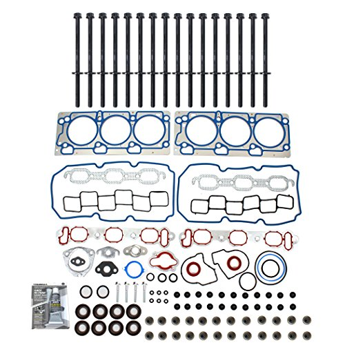 TS2620800HB Brand New MLS Cylinder Head Gasket Set and Complete Head Bolt Kit