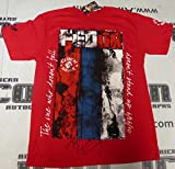 Fedor Emelianenko Signed Walkout Shirt COA StrikeForce Pride Rizin M-1 M - PSA/DNA Certified - Autographed UFC Miscellaneous Products review