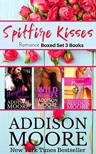 Spitfire Kisses Boxed Set: 3 Standalone Romance Novels