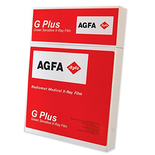 AGFA RADIOMAT PCG1417 X-Ray Film, Full Speed, 14