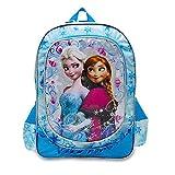 Best Frozen Backpacks - Disney Frozen Girls' 15 Inch Deluxe Backpack School Review
