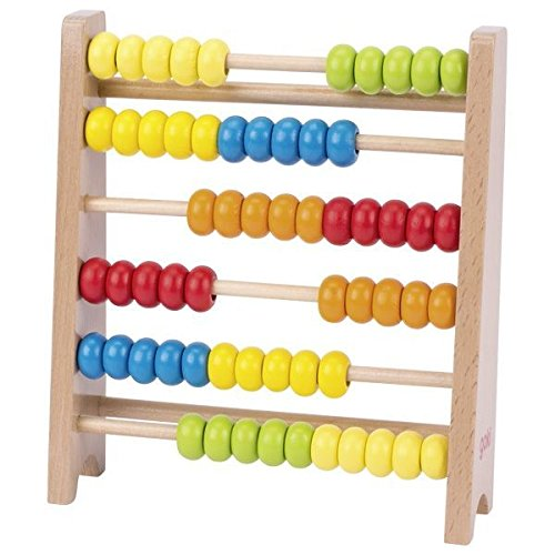 Goki 6 Rows Counting Frame (Row Counting Frame)