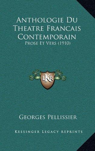 Anthologie De La Prose Francaise [Pdf/ePub] eBook