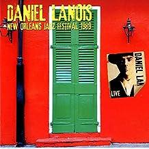 LANOIS, DANIEL - NEW ORLEANS JAZZ FESTIVAL 1989