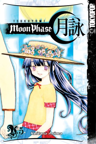 Tsukuyomi Moon Phase Anime - Tsukuyomi: Moon Phase Volume 5
