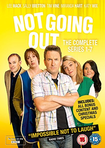 Not Going Out - Series 1-7 [DVD]