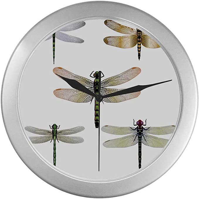 Orologio da parete per ufficio Dipinto a forma di ...