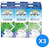 Rainbow Full Cream Milk - Pack of 18 Pieces (18 x 185ml)