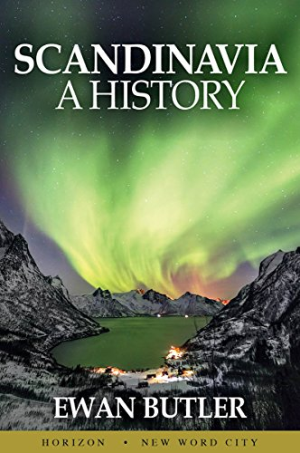 Scandinavia: A History cover