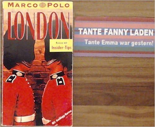 Book Marco Polo London (Marco Polo German Travel Guides)