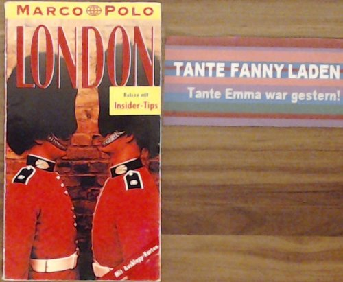 Marco Polo London (Marco Polo German Travel Guides)