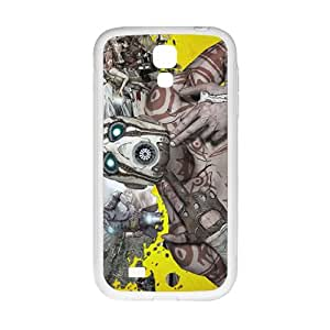 Strange robot Cell Phone Case for Samsung Galaxy S4