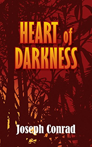book cover of Heart of Darkness