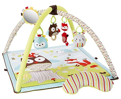 Skip Hop Baby Activity Gym - Woodland Friends