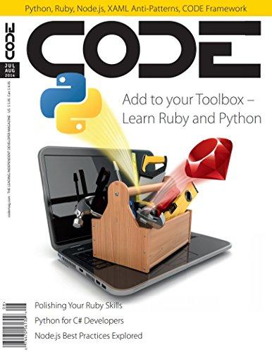 CODE Magazine - 2014 Jul/Aug (Ad-Free!)