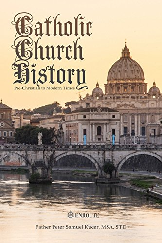 [D0wnl0ad] Catholic Church History: Pre-Christian to Modern Times<br />WORD