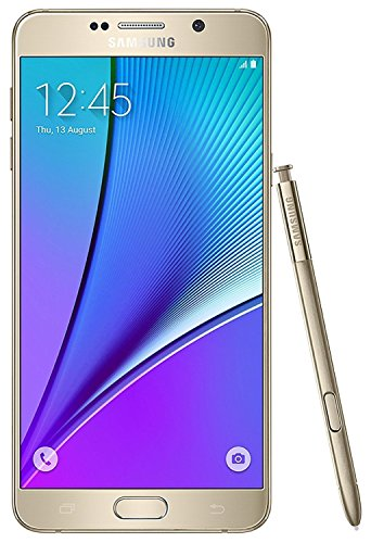Samsung Galaxy Note 5 N920A 32GB AT&T Unlocked- Gold Platinum (Certified Refurbished)