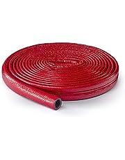 [DQ-PP] rood blauw 10m rol buisisolatie isolatieslang PE-schuim isolatie buis meerlaags composietbuis afvoer isolatiedikte 6mm
