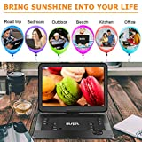 "SUNPIN 17.9"" Portable DVD Player with 15.6 inch"