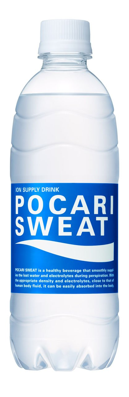 Pocari Sweat Ion water 500mlx24 bottles x1case 11kcal/100ml by Otsuka