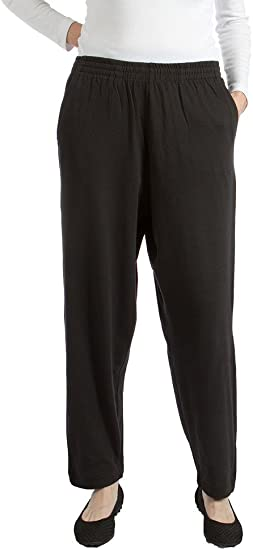 Ladies Pull-On Trouser Jersey