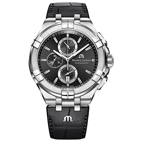 Maurice Lacroix AIKON Mens Chronograph Design Highligh