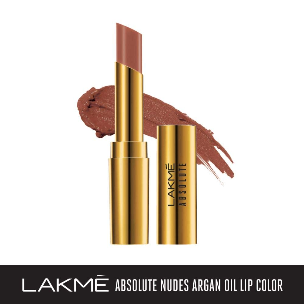 Lakme-Absolute-Argan-Oil-Lip-Color-Long-Lasting-Waterproof-Lipstick thumbnail 73
