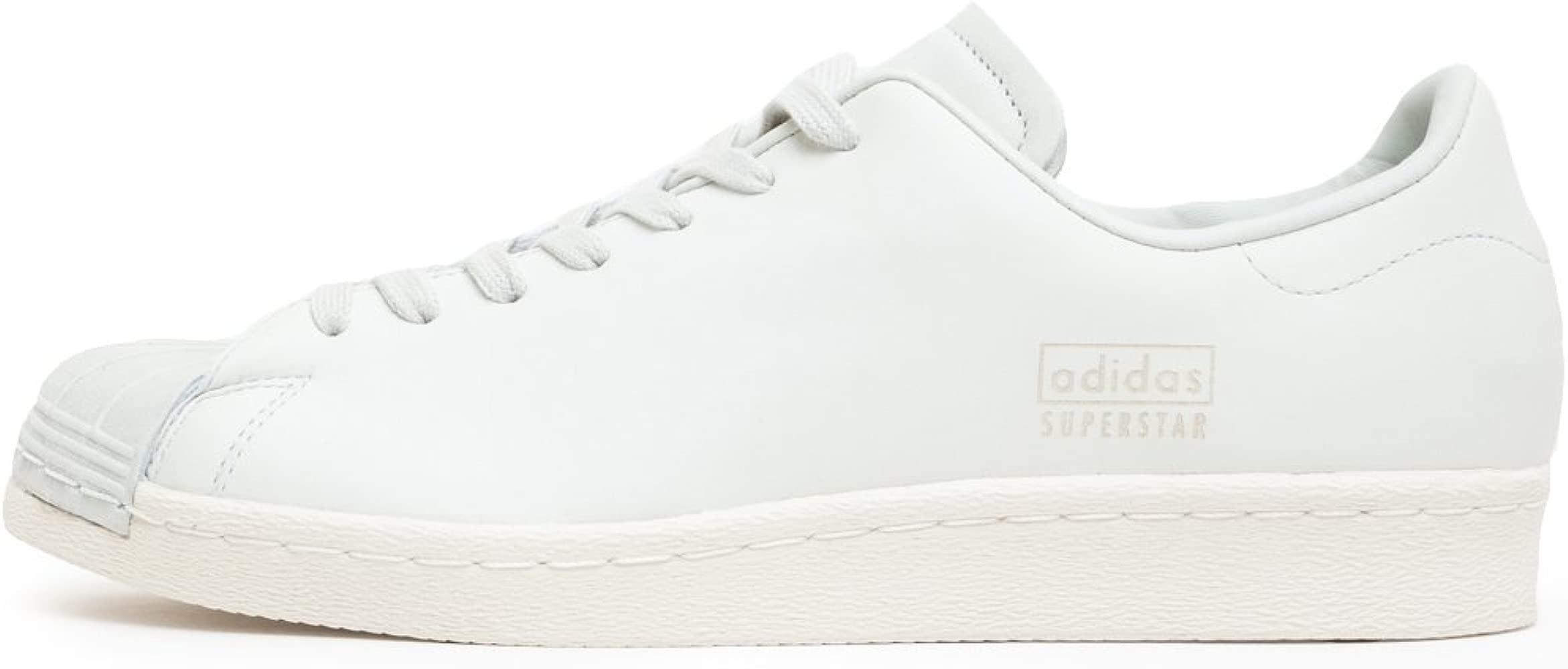 adidas superstar 80s white clean