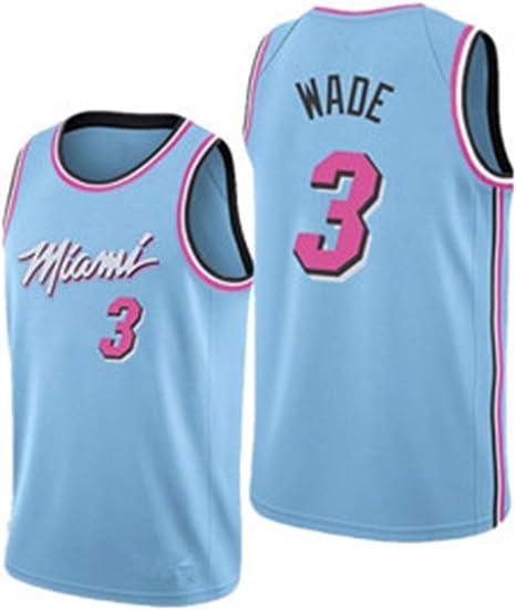 3 Wade, Chaleco de Baloncesto para Hombre, Chaleco de competición ...