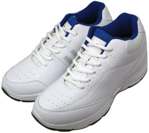 G-calto 8812-8,13 (3,2) -touch Cm, Hauteur De Levage, Sneakers), Couleur: Blanc