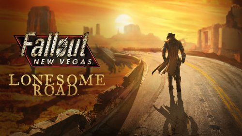 Fallout New Vegas DLC 4 Lonesome Road Online Game Code