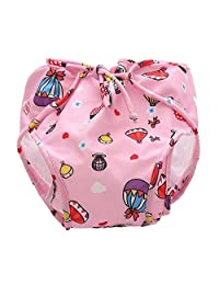 [Helium Balloon] Reuseable Baby Swim Diaper Lovely Infant Swim Nappy Swimwear