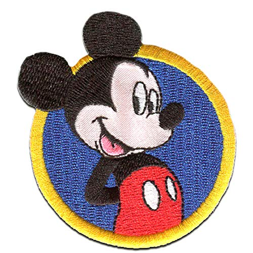 Iron on patches - MICKEY & FRIENDS