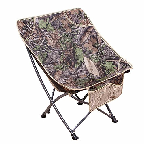 (Recliners Outdoor Portable Folding Chair Butterfly Chair Backrest Fishing Chair Barbecue Beach Stool Sketch Chair Moon Chair)