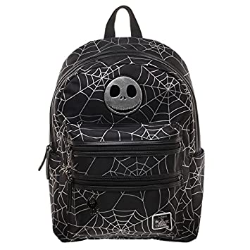 Nightmare Before Christmas Backpack – Jack Skellington Spider Backpack