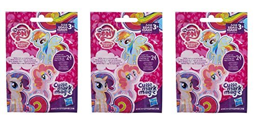 My Little Pony Wave 12 Cutie Mark Magic Blind Bag Figure (Pack of 3)