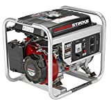 PowerStroke PS901200D Gas-Powered Portable Generator, 1100-watt