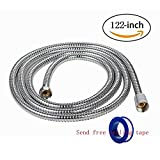116-Inch Copper Head Shower Hose Stainless Steel Extra - Best Reviews Guide