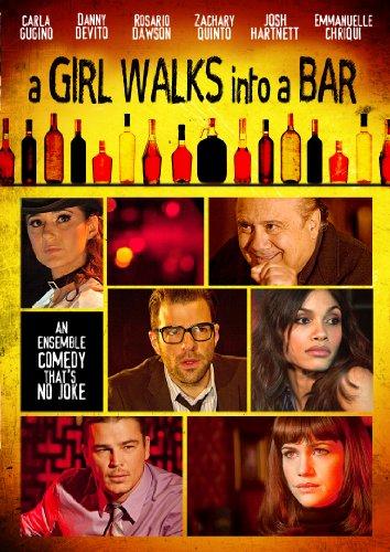 A Girl Walks into a Bar (A Girl Walks Into A Bar)