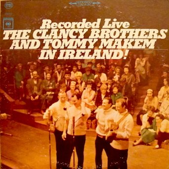 Price comparison product image The Clancy Brothers and Tommy Makem Recorded Live In Ireland: Tracklist: Wild Rover. Maid Of Fife. Butcher Boy. Wella Wallia. Lament For Brendan Behan. New Finnegan's Wake. Beggar Man. Ar Fol Lol La Lo. Rocks Of Bawn & 3 More